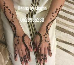 Henna by shafna Henna Flower Designs, Arabic Henna Designs, Mehndi Design Photos, Latest Mehndi Designs, Simple Mehndi Designs, Henna Tattoo Designs, Faith Tattoo On Wrist, Wrist Tattoos, Flower Tattoos
