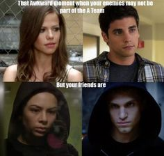 So true!! Thats why it was so shocking when they were revealed.