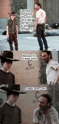 Dad Jokes   The Walking Dead
