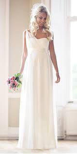 Vestidos de novia para embarazadas #premama #boda #novia #vestido #traje #ideas #embarazo