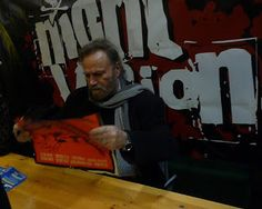 Popkulttuuria ja undergroundia: Franco Nero Helsingissä 11.11.16