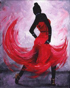 a dancer from bogota
