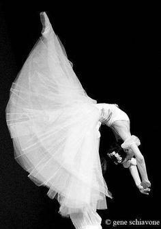 "Olesya Novikova in ""Giselle"" by Gene Schiavone"