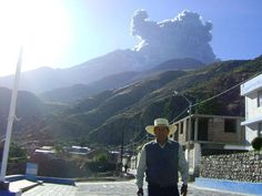 09/04/2013 - Peru's Ubinas Volcano erupts 5 times in 48 hours - awakens with strong activity.  Read comments at bottom of article - interesting stats.