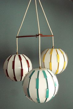 Fabulous Mid Century Light Fixture