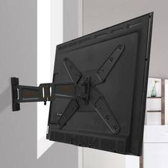CorLiving Full Motion Flat Panel Articulating/Extending Arm Wall Mount for - LED and Plasma Diy Tv Wall Mount, Swivel Tv Wall Mount, Swivel Tv Stand, Tv Wall Mount Bracket, Wall Mounted Tv, Full Motion Wall Mount, Living Room Furniture Sale, Living Rooms, Curved Tvs
