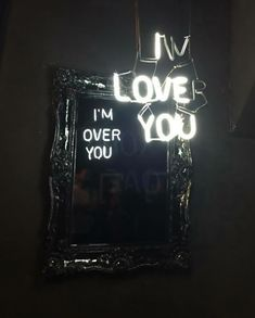 I Love You/I'm Over You
