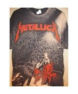 2001 Metallica Stage Right tour shirt , Large - $31.99