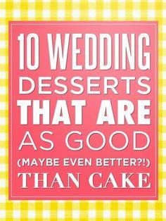 Wedding desserts > wedding cake