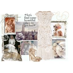 Runway Wedding 2 by hellodollface on Polyvore