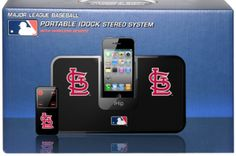 Here's a fun gift idea!   iHip MLB Portable Speaker Dock (13 Teams Available) $19