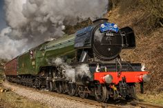The Flying Scotsman by dave_hudspeth