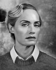 Interview September 2014 - The Interview September 2014 editorial produced by photographer Craig McDean puts the masculine side of model Amber Valletta on display. Craig Mcdean, Portrait Photography, Fashion Photography, Editorial Photography, Amber Valletta, Templer, Photographer Portfolio, Peter Lindbergh, Tabitha Simmons