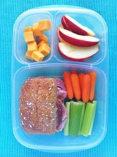 Simple ham sandwich for #lunch