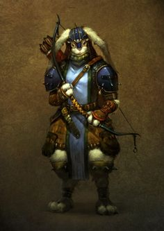 Fantasy Art by winb - I like this dude. Looks like he might be a fun character to write about.