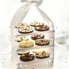 Mini Chocolate Pizza Wedding Favours (Pack of 10)
