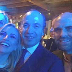 With Mexican President Felipe Calderón Hinojosa #americalink #americalinkcode #3D #360° #mkt #projects #architecture #remodel #senkowskiprojects #losangeles #sandiego #miami #florida #RepublicaMexicana #projectmanager #design  #senkowskiarchitects #ostapsenkowski #veronicasenkowski #life #invest #realestate #retail