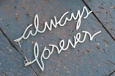 Always Forever earrings by Trudee Hill