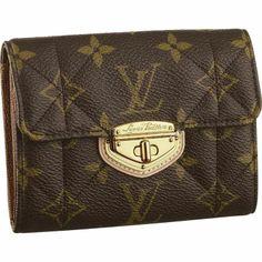Louis Vuitton Compact Wallet Monogram Etoile ,Only For $147.99,Plz Repin ,Thanks.