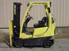 2006 Hyster S30FT #usedforklifts for Sale - Capacity: 3,000  - Year: 2006 - Mast: 83 / 189 TSU - LPG, LEVER, S/S #materialhandling