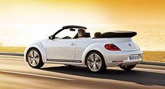New Beetle Cabriolet 2013 - still can't beat the original
