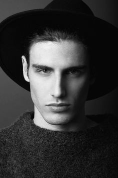 Alexandre Schiffer at Major Models Paris, Two Management Los Angeles, Dominique Models Brussels & Independent Men Milan builds up his portfolio with a shoot from photographer Frédéric Monceau.