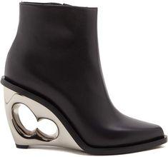 Sale! Alexander Mcqueen Ankle Boots