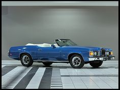 1973 Mercury Cougar XR7 Convertible 351/264 HP, Rotisserie Restoration