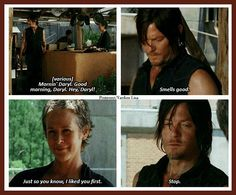 Daryl and Carol ~ 30 Days Without an Accident ~ The Walking Dead