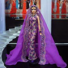 Miss Nepal 2013/2014 - International Pageant Collection - NiniMomo Doll