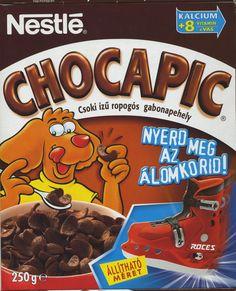 Chocapic ©2003 Société des Produits Nestlé S.A.  Hungary