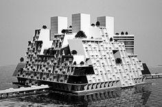 Richard Buckminster Fuller | Triton Floating Community | 1967