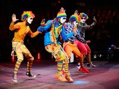 Detroit 'Clownsss' join UniverSoul Circus at Chene Park