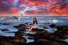 Ella y el mar