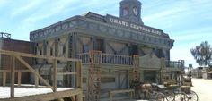 Pasa un día de Cine en Fort Bravo en el desierto de las Tabernas en Almería