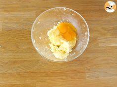 Tarte amandine aux poires, ou la célèbre bourdaloue, Recette Ptitchef Eggs, Breakfast, Desserts, Food, Dessert, Recipes, Ideas, Apple Cakes, Cooking Recipes