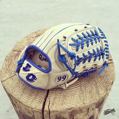 #Gloveworks x Pena : For a talented baseball player at Lehman College, CUNY. Build your glove at gloveworks.net