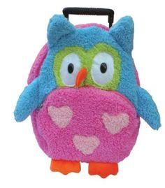 POPATU - Owl Trolley Bag