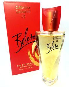 2148fb926 Bolero for Women by Gabriela Sabatini EDT Spray 1.0 oz