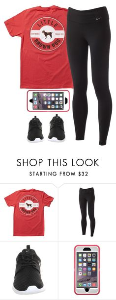 """Read d!"" by meljordrum ❤ liked on Polyvore featuring NIKE"