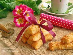 Az otthon ízei: Ropogós sajtos rúd