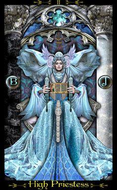 Tarot Illuminati by Erik Dunne
