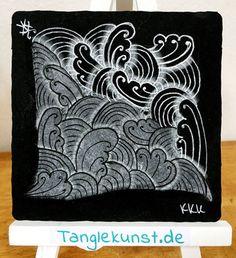 Tanglemuster Frunky Monotange