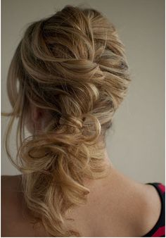 Girls Twist Hairstyle For Long Hair
