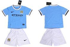 a5ce7e7cbdc45 Manchester City Kit Infantil 2013 2014  065  - €16.87   Camisetas de futbol  baratas online!