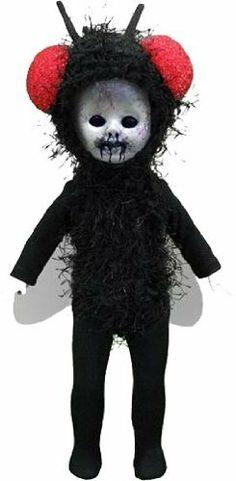 Mezco Toyz Series 24 Living Dead Dolls - Beelzebub by Mezco Toyz. Save 17  Off ce1c0f92b6dc