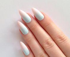 pastel unicorn vibes Acrylic Nail Shapes, Acrylic Nail Designs, Nail Art Designs, Acrylic Nails, Art Nails, Nails Design, Gel Nail, Coffin Nails, Design Design