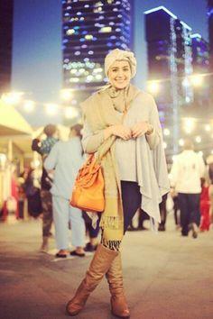 Turban hijaab