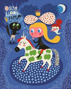 orange you lucky! Helen Dardik is a wonderful illustrator and designer. I am a new fan of her work!