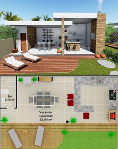 Modern Pool House, Modern Pools, Backyard Pool Designs, Swimming Pools Backyard, House Roof, My House, Dream House Plans, Pool Houses, Future House